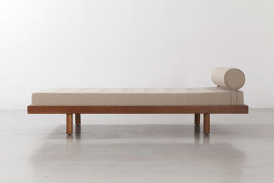 Charlotte Perriand, 'Single Bed', 1956-1959