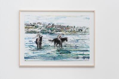 Sabine Moritz, 'Im Fluss (In The River)', 2015