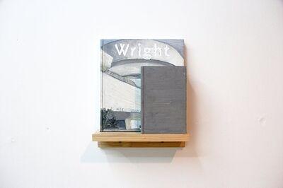 Renata De Bonis, 'Wright/ Whitman', 2015