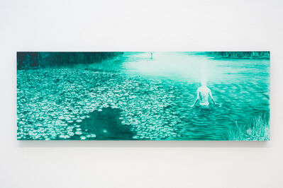 Ruby Swinney, 'In Green Waters', 2020