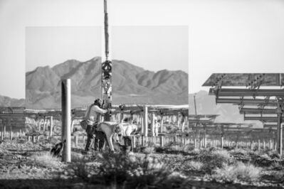Jamey Stillings, 'Evolution of Ivanpah Solar, #7626, June 4', 2012