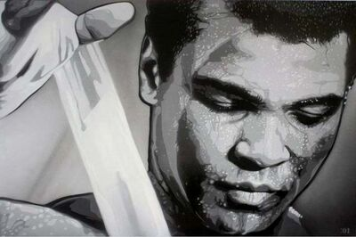 Joe Iurato, 'Ali: Almost Showtime', ca. 2011