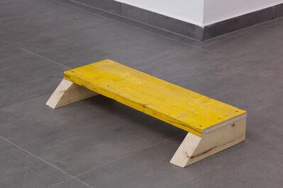 Johanna Charlotte Trede, 'Gegenstand zur einfachen Erhöhung II', 2021