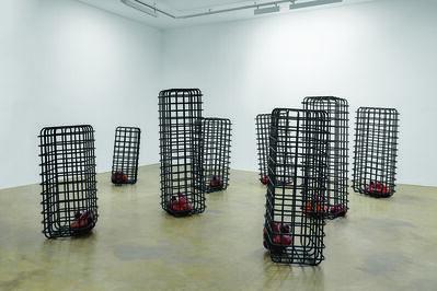 Mona Hatoum, 'Cellules', 2012-2013