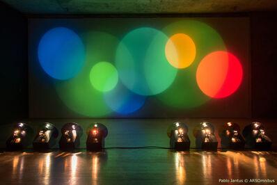 Karina Peisajovich, 'Máquina de hacer color', 2010