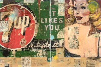 Greg Miller, 'It Likes You', 2009
