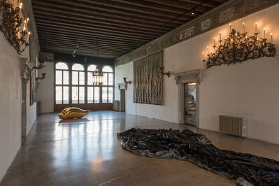 Carla Chaim, 'Project to Resize the Room', 2017