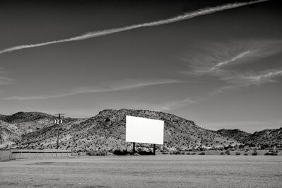 Keith Skelton, 'An Abanddoned drive in Theatre in Barstow CA. 2016', 2016