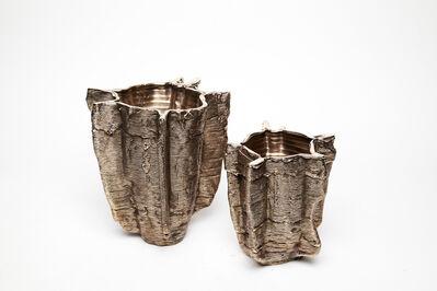 Steven Haulenbeek, 'Ice-Cast Bronze Vessel #39'
