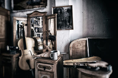 E.K. Waller, 'Sanctioned Music Room', 2013