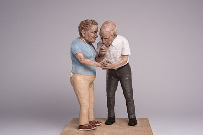 Shira Zelwer, 'Untitled (Elderly Love)', 2015