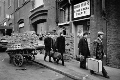 Terry O'Neill, 'The Rolling Stones, Donmar Warehouse', 1963