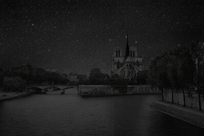Thierry Cohen, 'Paris 48° 51' 03'' N 2012-07-19 lst 19:46'