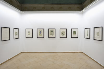 Jan Vercruysse, 'Labyrinth & Pleasure Gardens I, 8 designs in loose prints|', 1994-95