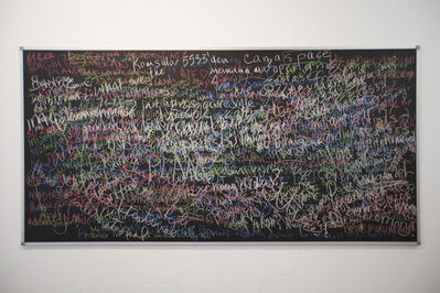 A 5533 Project by Nancy  Atakan and Volkan Aslan, 'Any Questions?', 2014