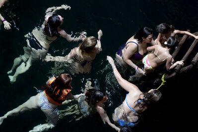 Francine Fleischer, 'Swim 8341', 2013