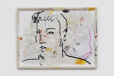 France-Lise McGurn, 'Sleepover', Yeux