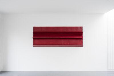 Lucinda Burgess, 'Variations in Red', 2021