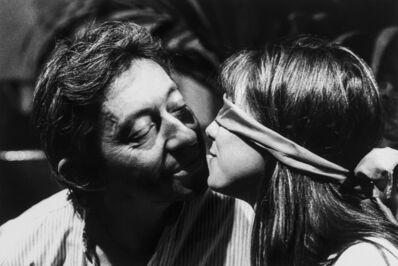 Bernard Bardinet, 'Serge Gainsbourg and Jane Birkin, Paris', 1975