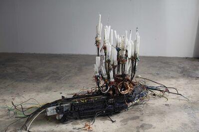 Kristof Kintera, 'Luximena Cupra', 2018