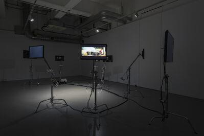 Rirkrit Tiravanija, 'untitled 2017 (Lars' voids)', 2017