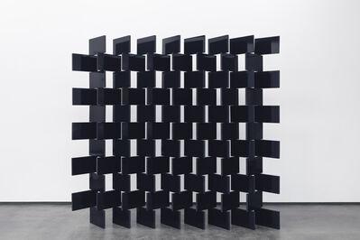 Angela Bulloch, 'Paravent: Prussian Blue & Black 88', 2016