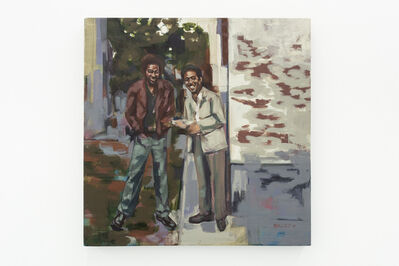 Raél Jero Salley, 'Untitled (Brothas)', 2017