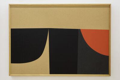 Alberto Burri, 'Multiplex 8', 1981