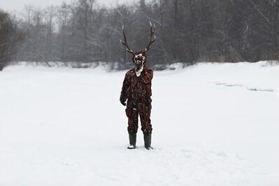 Alvaro Laiz, 'Deer-man', 2015