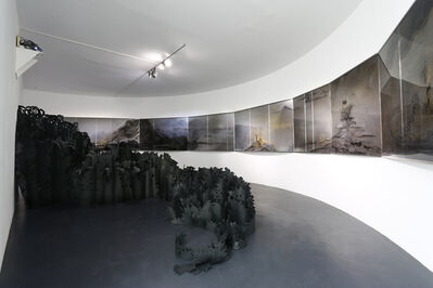 Jennifer Wen Ma 马文, 'Eight Views of Paradise Interrupted', 2018