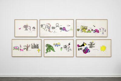Niki de Saint Phalle, 'At last I found the treasure', 1968