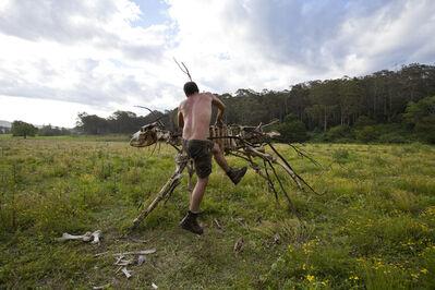 Scott Hocking, 'Triumph of Death; Mounting a Dead Horse '