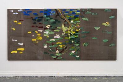 Darius Yektai, 'Woven Lilies (Over and Under)', 2021