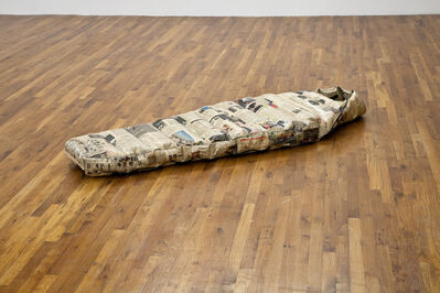 Andrew Sutherland, 'Sleeping Bag', 2011