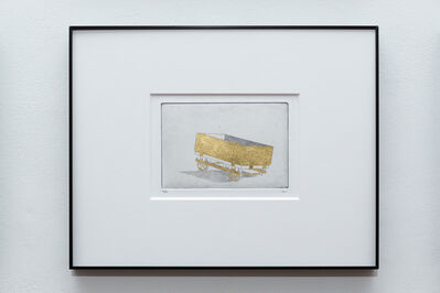 Alexander Massouras, 'that had fallen from a golden cart, ( Mine 6)', 2016
