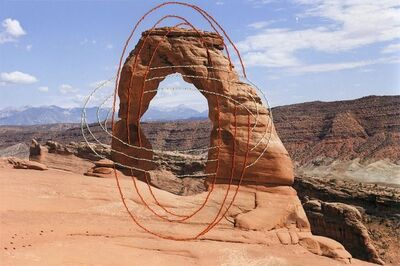 Millee Tibbs, 'Impossible Geometries (Arches, UT)', 2014