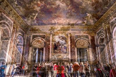 Nicolas Ruel, 'Le salon d'Hercule (Versailles, France)', 2018