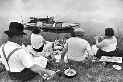 Henri Cartier-Bresson, 'Picnic on the Banks of the Marne', 1938