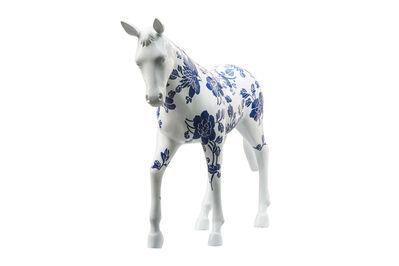 Liu Ren, 'US-Horses', 2012