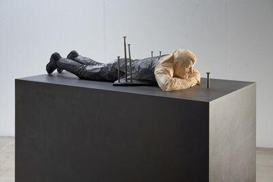 Willy Verginer, 'L'inventore di un Mondo (The Inventor of the World)', 2019