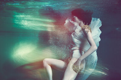 """Susanne Stemmer, 'Blossom II """"Underwater Photography""""', 2015"""