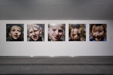 Sergey Bratkov, 'Glue Sniffers', 2001