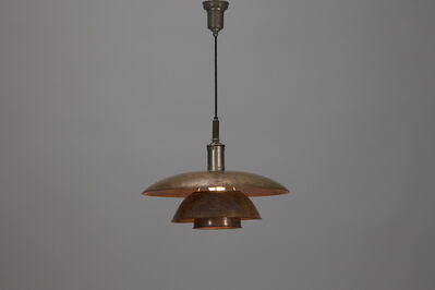 Poul Henningsen, 'Ceiling Light with model no. PH 5/5 shade', ca. 1927