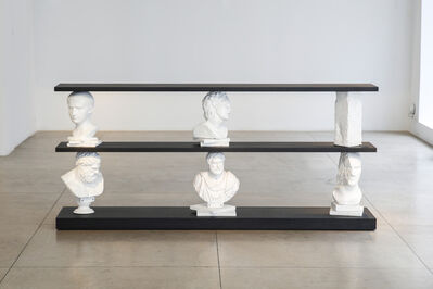 Sebastian Errazuriz, 'Shelves 'Bust' ', 2018