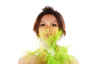 Hui-Yu Su, 'Green No.1', 2009