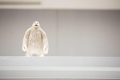 Tomas Dauksa, 'The big white Bigfoot', 2018