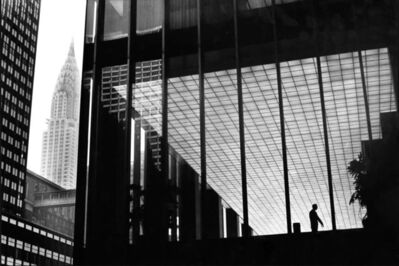 Charles Harbutt, 'Chrysler Building, New York', 1970