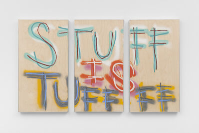 Thomas Langley, 'STUFF IS TUFF', 2018