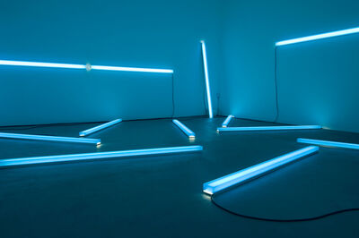 Johannes Girardoni, 'Chromasonic Field ', 2013