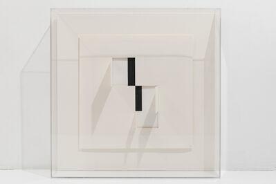 César Paternosto, 'Construcción en papel, # 19', 2014